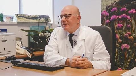 Dott. Libero Ciuffreda al COES