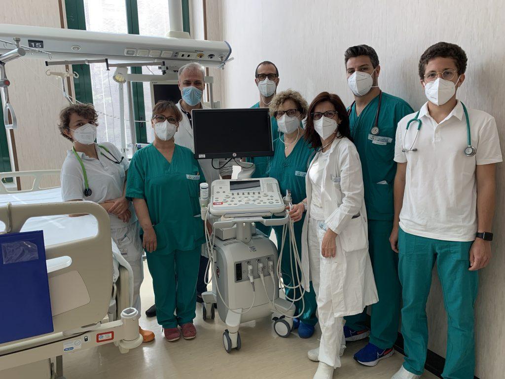 Gruppo Reparto Medicina d'Urgenza_Molinette