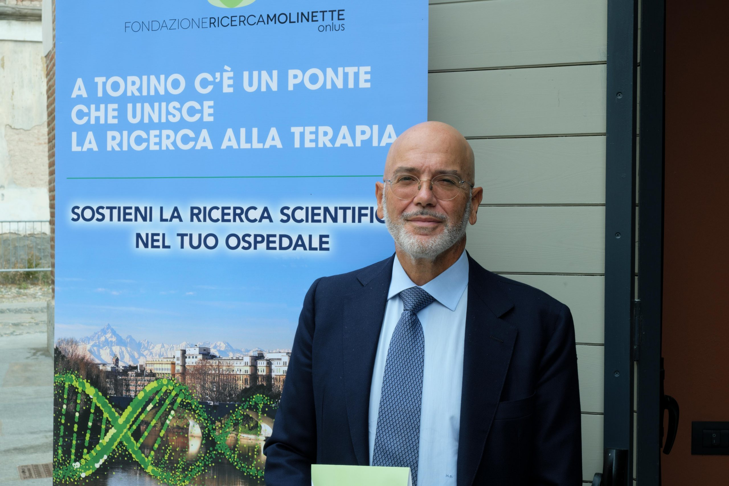 Prof. Massimo Segre - Presidente FRM